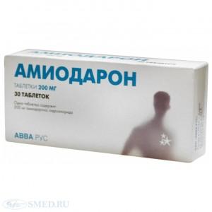 Антиаритмический препарат