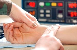 Учащенное сердцебиение - основной признак тахикардии