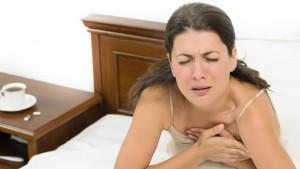 Европейские женщины очень часто умирают от сердечных болезней