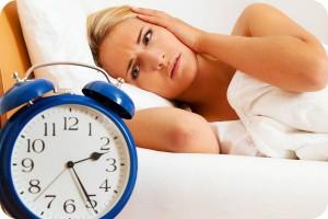 Бессонница как симптом инфаркта у женщин