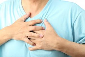 Боль в сердце - главный симптом