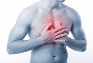 Боль в сердце - главный симптом трансмурального ИМ