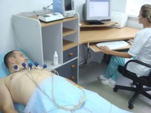 ЭКГ - способ контроля работы сердца