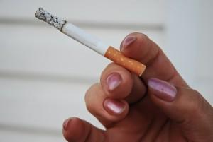 Курение повышает риск ИМ