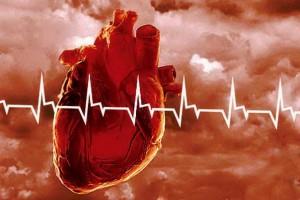 Сбои в работе сердца - главный симптом