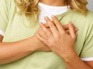 Боль в груди-первый признак стенокардии