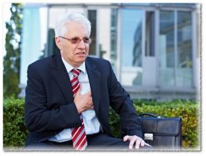 Боль в сердце - главный симптом ПМК
