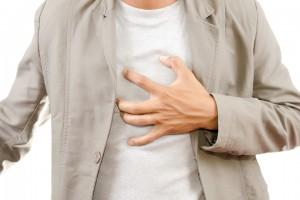 Болевой синдром - первый признак стенокардии