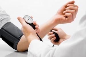 Для болезни характерно повышение давления