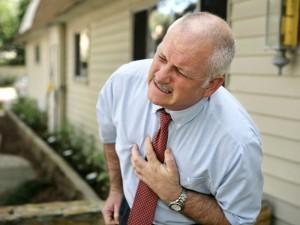 Приступ стенокардии может возникнуть в отсутствии явных нагрузок