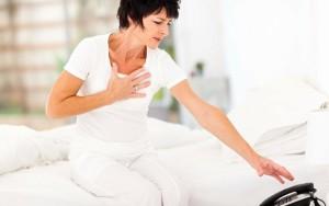 Психоз может стать причиной развития стенокардии