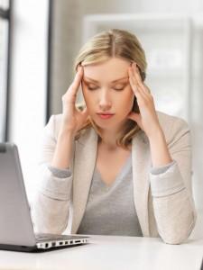 Головная боль-один из симптомов