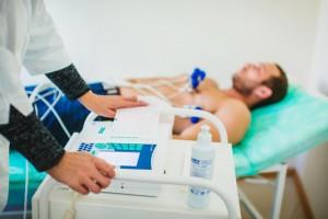 Мониторинг показателей сердца и артериального давления