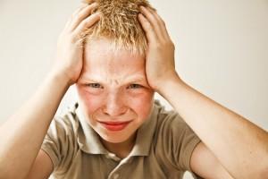 Разнообразные симптомы ВСД у детей