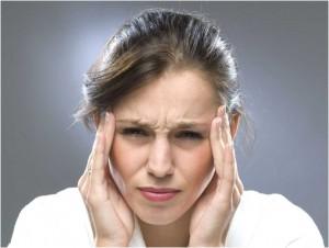 Головная боль-один из симптомов недуга