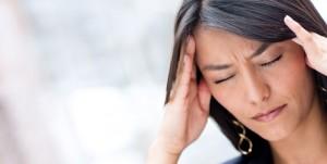 Один из симптомов - головная боль