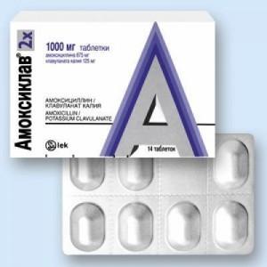 Антибактериальное лечение недуга