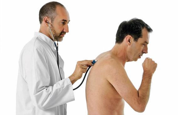Кашель при сердечной недостаточности: симптомы