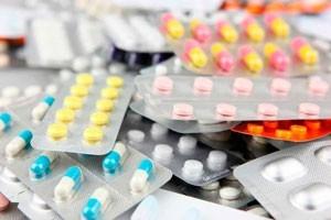 Медикаментозная терапия антибиотиками