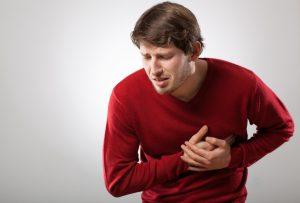 у мужчины боль в сердце