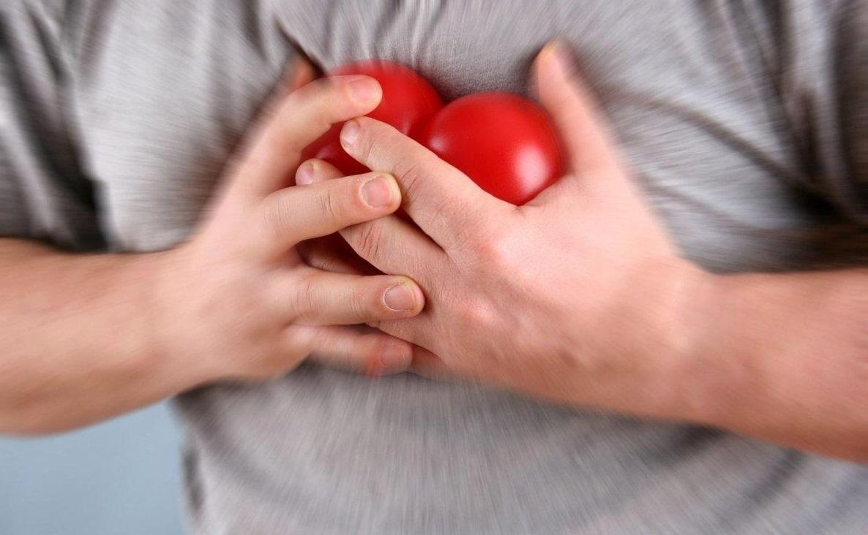 Боли в сердце, как признак криза
