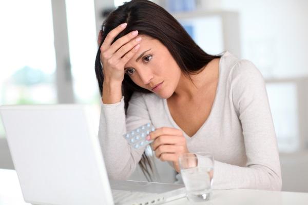 Медицинские препараты при мигренях