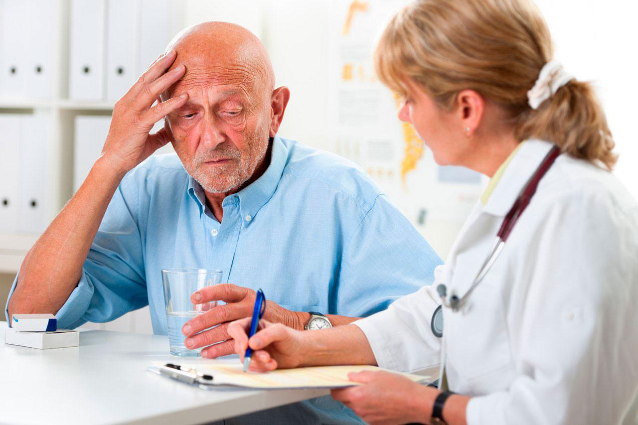 На что жалуются пациенты при микроинсульте?